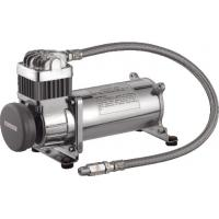 China Remote Mount Air Filter Air Suspension Compressor with Air Tank factory
