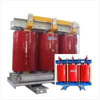 Buy cheap Two Winding AN Air Cooled Transformer Low Noise 6.6 KV - 1000kVA Fireproof from Wholesalers