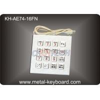 Quality Mini Full Function Computer Entry Keypad keypad 16 button for PC wholesale