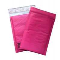 Buy cheap Red Kraft Paper Padded Shipping Envelopes , Self Sealing Shipping Bubble Mailers from Wholesalers