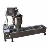Buy cheap High Efficiency Donut Maker Machine , Commercial Donut Making Equipment 3000W from wholesalers