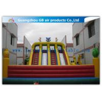 China Animal Inflatable Amusement Park Inflatables Combo for Kids Playground factory