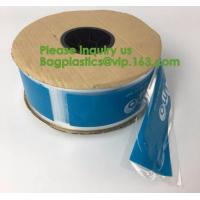 China automatic bagger  custom bags on a roll  automatic part bagger  automated poly bagger  roll bag sealer  automatic feed b factory