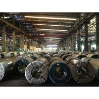 Quality Galvanized ISO9001 Steel Coil 508 / 610mm / Steel Sheet Coil for sale