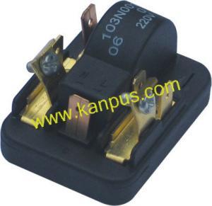 China Refrigerator black PP1100 relay A-005 (compressor parts, A/C spare parts, HVAC/R) factory