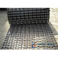 China AISI304, DIN1.4301, SUS304/ Flat Wire Conveyor Belt/ Standard(Heavy) Duty factory