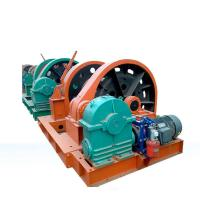 Buy cheap JZ series Electric Mine Shaft Sinking Wire Winder from Wholesalers