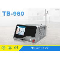 10W - 30W Lesion Vascular Removal 980 nm Diode Laser Machine 1-5 Hz Adjustable