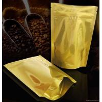 China Laminated Coffee Plastic Packaging Bags factory