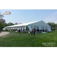 Quality 1000 Seaters Aluminum Frame Wedding Party Tent With Luxury Decoration wholesale