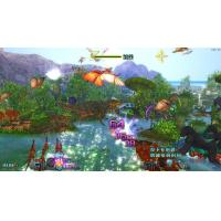 China 1100w Shooting Arcade Machine ,  Movielike Camera View Multiplayer Shooting Game factory