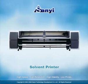 Konica Standard Series SY-V3308/06/04FN Solvent Printer