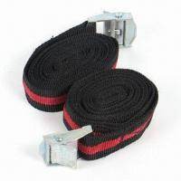 China Car Buckle Tie Down with Natch Wheel, Measuring 1-inch x 2.5m factory
