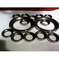 Quality ISO9001 Carbon Graphite Seal Ring Valve Seat And Rod Seal In Machinery Valve for sale