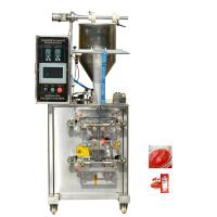 China Electric Vertical Honey Filling Machine With PLC And Touch Screen Control factory