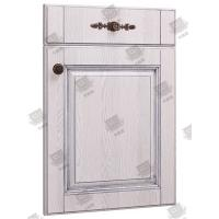 China Natural Molded Wood Composite All Panel Interior Door Swing Open Style on sale