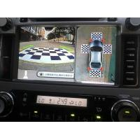 180Degrees Viewing Angle HD DVR Car Camera, 360 Bird View Parking System