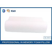 Buy cheap Ergonomic Visco Memory Foam Contour Pillow With Ventilated Tencel Mesh Cover from Wholesalers