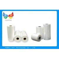 Buy cheap Strong Flexible PVC Shrink Film , Pvc Transparent Film Excellent Printability from Wholesalers