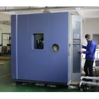 Buy cheap Temperature and Humidity Altitude Test Chamber with Polyurethane Rigid Foam Insulation from Wholesalers