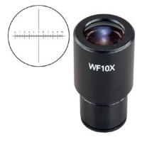 China Reticle eyepiece microscope Pointer ocular lens wide field scale line factory