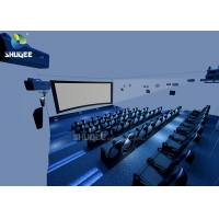 China Entertainment Fiber Glass 7D 9D Movie XD Theater factory