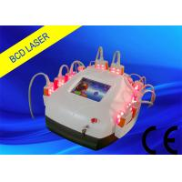 Buy cheap 650nm Lipo Laser Slimming Machine For Buttocks / Back Fat Reduction from Wholesalers