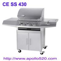 Buy cheap 3 Burner Bbq Gas Grill from wholesalers