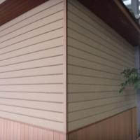 China Wood Plastic Composite Wall Cladding Panel on sale