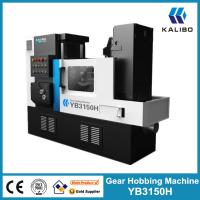 China YB3150H Semi-automatic Gear Hobbing Machine for Sale on sale