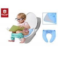 Buy cheap AMAZON FBA Plastic Foldable Baby Toilet Seat , Folding Toilet Seat from Wholesalers