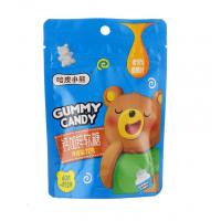 Buy cheap Delicious Taste Chewable Calcium Gummies For Adults Gluten Free 3.5g/ Grain from wholesalers