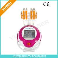 Buy cheap CE Approved 6 Paddle Professional  weight loss equipment slimming machine 650nm Diode Laser from Wholesalers