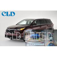Buy cheap DVR Function HD Video Car Backup Camera Systems Waterproof For Toyota Highlander, Bird View System from Wholesalers