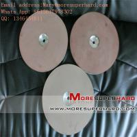 China 6A2T diamond grinding disc, diamond grinding pad for surface or face grinding Mary@moresup on sale