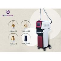 Buy cheap Small Pico Skin Rejuvenation ND YAG Laser Machine 800mj Energy Fast Effective from wholesalers