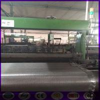 Double beat stainless steel wire mesh weaving machine