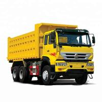 Higher Safety Mining Dump Truck Adopts MAN L2000 Cab Technology 30 Ton