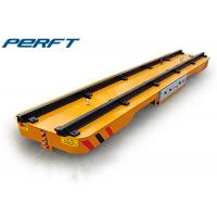 Buy cheap Automatic Battery Operated Rail Transfer Cart with Rail Guided Vehicle System from Wholesalers