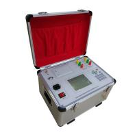 China 3V - 300V Transformer Winding Deformation Tester Short Circuit Impedance Test on sale