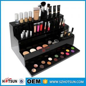 China China new products acrylic makeup display, acrylic makeup box, acrylic makeup storage boxes factory