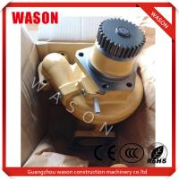 Buy cheap Komatsu Excavator Water Pump Radiator Water Pump For 6D170 6162631015 6162621012 from Wholesalers