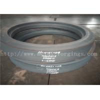China AISI ASTM  DIN CK53 BS060A52 XC 48TS Carbon Steel Forgings Rings Forging 3.1 Certificate factory
