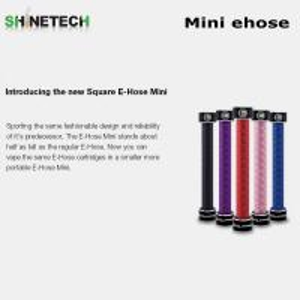 China 2014 hottest original mini square e hose e shisha factory