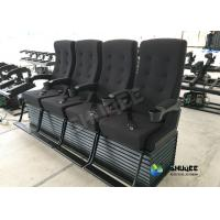 China 4D Movie Theater 4 Seats To 100 Seats Avaliable You Can Choose The Brand factory