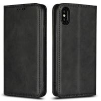 China iPhone XS Wallet Case, Premium PU Leather Flip Cover[Kickstand Feature] For iPhone 6,7,8,X,XS,XS MAX,XR factory