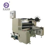 China Calendar Paper Sheet Embossing Machine 60m/min Speed with Electric Heating factory