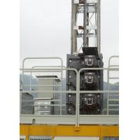 Buy cheap Rack And Pinion Construction Material Hoist SC320-320 Max Lifting Height 450M from Wholesalers