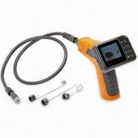 China Wireless Inspection Camera with Color LCD Monitor, Wireless Transmission Mode Between Camera, Monito factory
