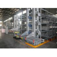 China Hot Galvanized Automatic Chicken Cage Conventional Cages For Laying Hens factory